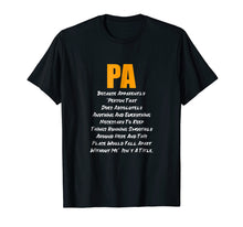 Load image into Gallery viewer, PA Does Everything T-Shirt