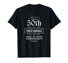 Load image into Gallery viewer, 50th Wedding Anniversary Matching Shirts for Couples