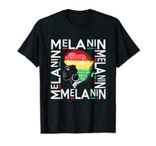 Load image into Gallery viewer, Beautiful Black Queen - Melanin Pride African DNA Shirt