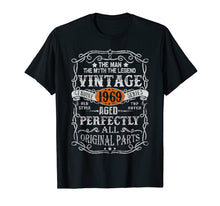 Load image into Gallery viewer, 50 Years Old 1969 Vintage 50th Bday Gift Shirt Decorations