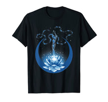 Load image into Gallery viewer, Sailor Crystal Graphic Moon T-Shirt