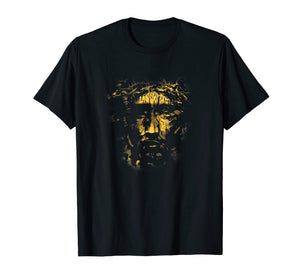 Jesus Face Shirt Crown of Thorns Christian Gift idea