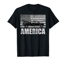 Load image into Gallery viewer, American Tow Truck Driver | Patriotic Pick-up T-shirt Gift