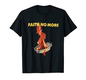 FAITH NO MORE THE REAL THING'89 MIKE PATTON MR T-Shirt