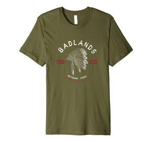 Badlands National Park T Shirt South Dakota Souvenir