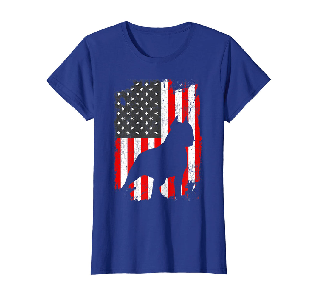 Cane Corso American Flag USA Patriotic Shirt Dog Gift