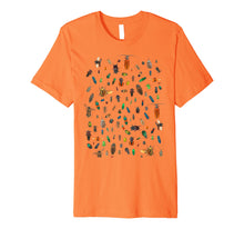 Load image into Gallery viewer, Bugs! Adorable shirt crawling with Bugs Cute play t-shirt
