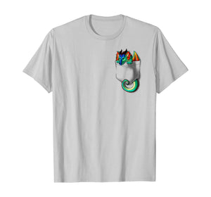 Wings of Fire - Pocket Glory Dragon Men Women Kids T-Shirt