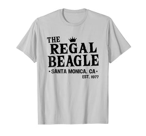 The The Regal Beagle T-Shirt Funny Beagle