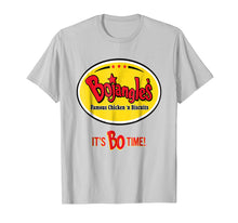 Load image into Gallery viewer, Bojan-gles T Shirt Restaurant Logo It Is Bo Time For Mens