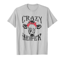 Load image into Gallery viewer, Crazy Heifer funny T-shirt