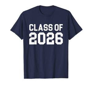 Class Of 2026 Future Graduation Gift Cool T-Shirt