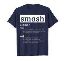 Load image into Gallery viewer, Definition Video Game Shirt - Thanks Videogames : Smash