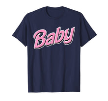 Load image into Gallery viewer, Pink Baby Shirt For BDSM DDLG ABDL Diaper Lover Shirt