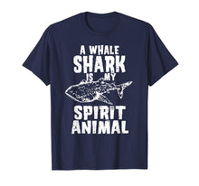Load image into Gallery viewer, A Whale Shark is My Spirit Animal Shirt - Shark Gift