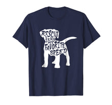 Load image into Gallery viewer, Rescue Dog T-shirt (rescue animals shirt)