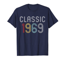 Load image into Gallery viewer, 50th Birthday Vintage Classic Gift shirt 1969 T-Shirt