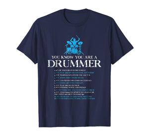 Drummer T-Shirt You're A Drummer If Funny Drum Lover Gift