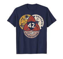 Load image into Gallery viewer, 42 The Answer To Life The Universe and Everything TShirt