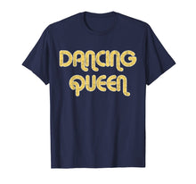 Load image into Gallery viewer, DANCING QUEEN Vintage Large Print 1970's T-Shirt