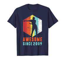Load image into Gallery viewer, 10th Birthday T-Shirt Awesome Since 2009 Floss Like A Boss