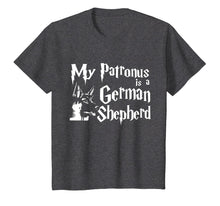 Load image into Gallery viewer, My Patronus is a German Shepherd T-Shirt