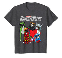 Load image into Gallery viewer, BOXERVENGERS T SHIRT - BOXER Mother's Day Gift Shirt Funny