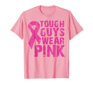 Fight Breast Cancer T-Shirts | TOUGH GUYS WEAR PINK
