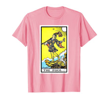 Load image into Gallery viewer, T-Shirt The Fool Tarot Card