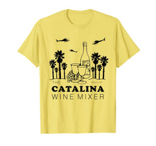 Load image into Gallery viewer, Catalina Wine Mixer Funny TShirt Men Women Short Sleeve Tees