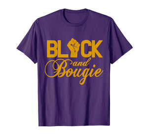 Black And Bougie T-shirt