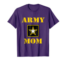 Load image into Gallery viewer, U.S. ARMY Proud Mom ARMY T-Shirt