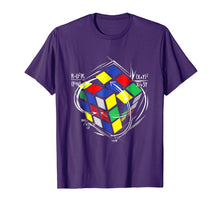 Load image into Gallery viewer, Rubik Cube Math T shirts