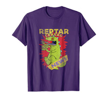 Load image into Gallery viewer, Rugrats Reptar Cereal T-Shirt