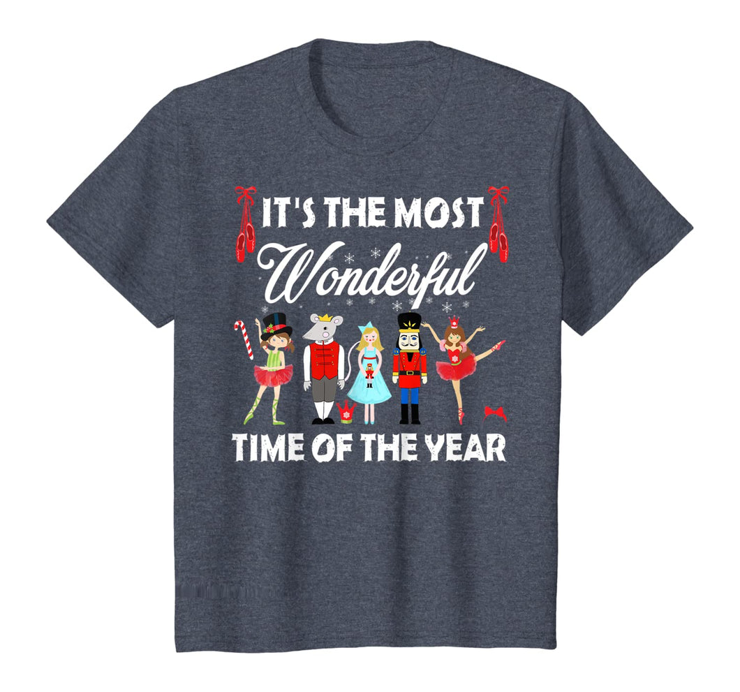 The Nutcracker Ballet Christmas Dance  T-Shirt