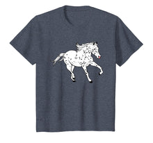 Load image into Gallery viewer, Graphic Tee Animal Horse Appaloosa T-shirt