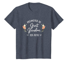 Load image into Gallery viewer, Promoted to Great Grandma Est 2018 T-Shirt