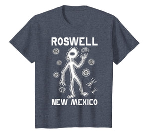 Star People Ancient Aliens Roswell New Mexico T-Shirt