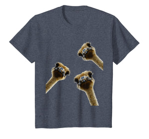Allegedy Ostrich TShirt OSTRICHES Jokes Flightless Bird Tee