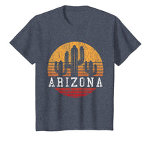 Load image into Gallery viewer, Arizona T-Shirt - Vintage Retro Cactus Shirt Gift