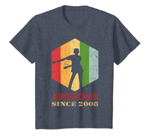 Vintage Floss Dance 11th Shirt Gift for 11 Year Old Birthday T-Shirt