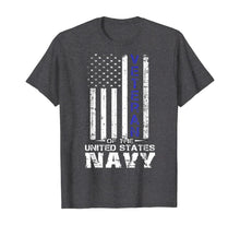 Load image into Gallery viewer, US Navy Veteran t-shirt Veterans Day tshirt