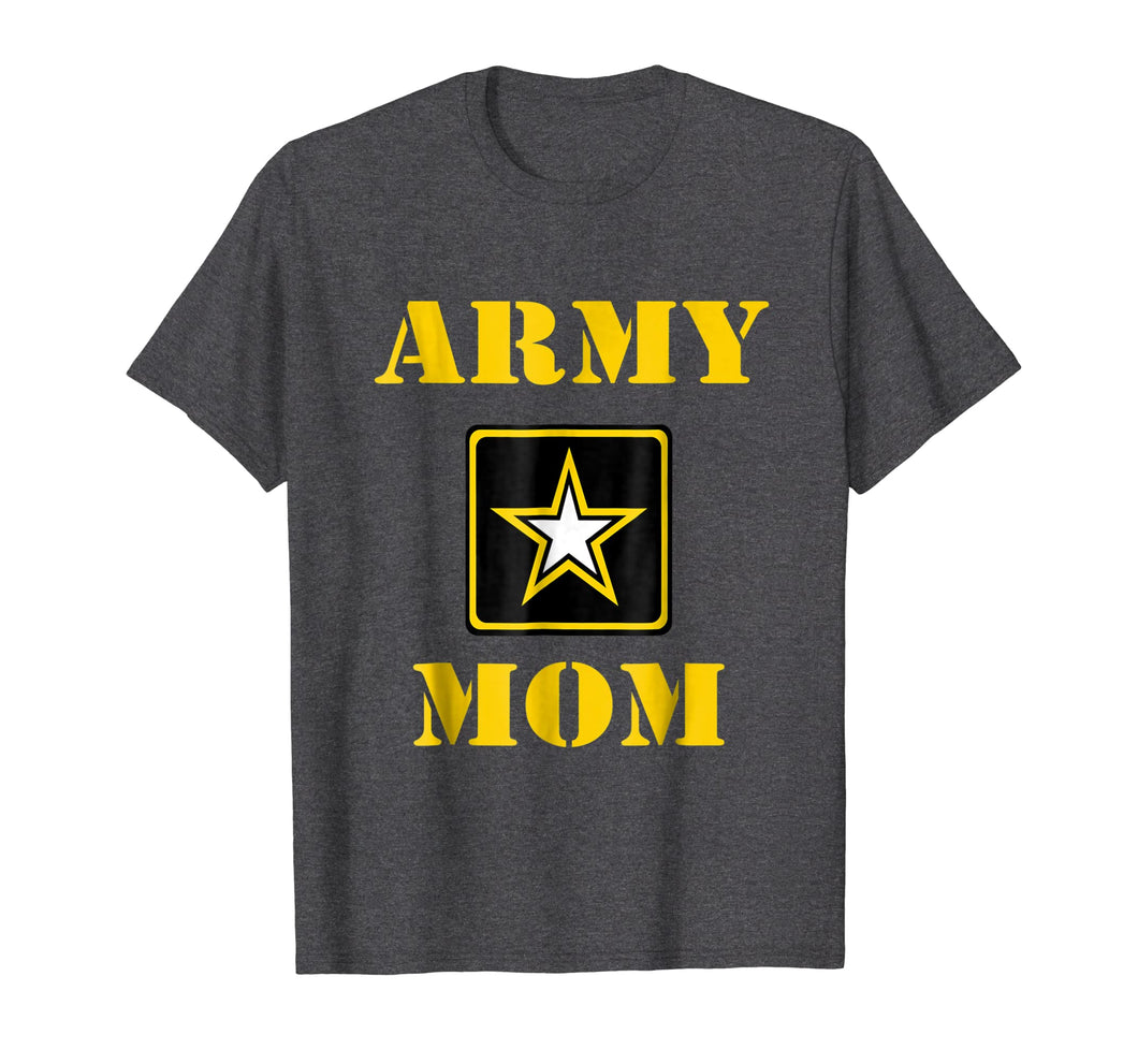 U.S. ARMY Proud Mom ARMY T-Shirt