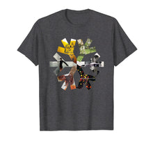Load image into Gallery viewer, Snow Patrol Snowflake T Shirt