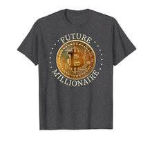 Load image into Gallery viewer, Bitcoin shirt - Future Millionaire