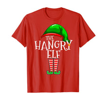 Load image into Gallery viewer, The Hangry Elf Family Matching Group Christmas Gift Funny T-Shirt