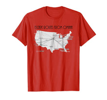 Load image into Gallery viewer, Escape Routes From Omaha - Nebraska Travel T-Shirt