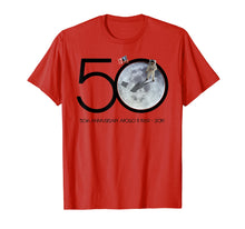 Load image into Gallery viewer, Apollo 11 Moon Landing 50th Anniversary 1969-2019 T Shirt