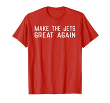 Load image into Gallery viewer, Make The Jets Great Again Tshirt New York Football Gift Fan