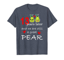 Load image into Gallery viewer, 13 Years Great Pear Thirteenth Anniversary T-Shirt